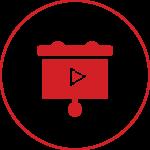 Projections vidéos